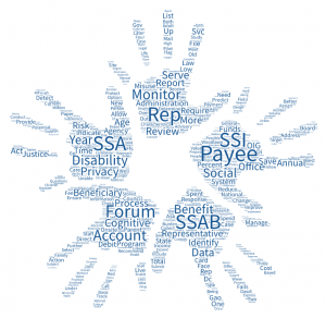 Rep Payee Word Cloud